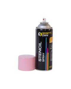 Signet's Own Stencil Spray 350g - Pink