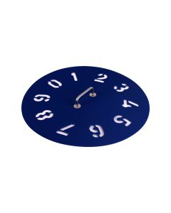 Signet Clock-Face Stencil 0-9 - 50mm