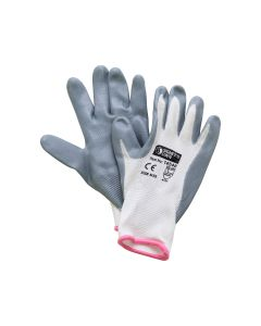 Signet's Own Foam Nitrile Gloves - Size 6 (12 pairs per carton)