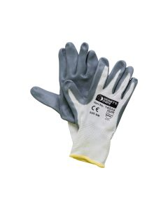 Signet's Own Foam Nitrile Gloves - Size 8 (12 pairs per box)