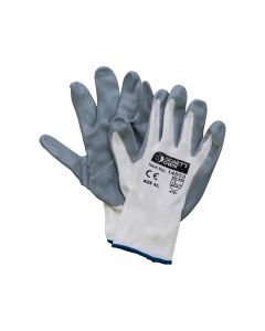 Signet's Own Foam Nitrile Gloves - Size 9 (12 pairs per box)