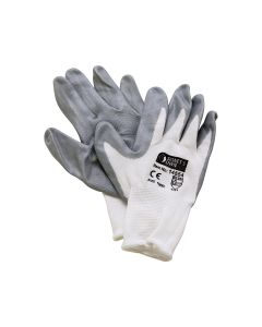 Signet's Own Foam Nitrile Gloves - Size 10 (12 pairs per box)