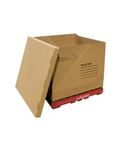 Collapsible Pallet Bin - 1160mm x 1160mm x 900mm
