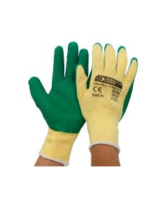 Signet's Own Poly Cotton Knitted Gloves - Size 10 (12 pairs per box)