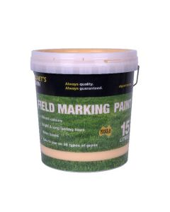 Signet's Own Field Marking Paint 15L - Yellow