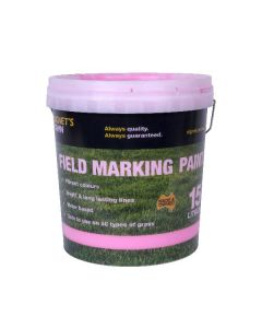 Signet's Own Field Marking Paint 15L - Fluoro Pink