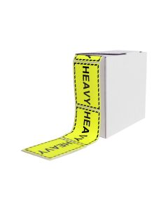 Signet's Own Heavy Labels 75mm x 100mm (1000 per roll)