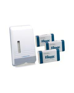4441 Kleenex® Compact Towel Starter Pack