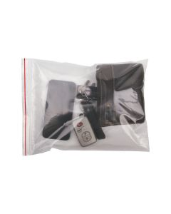 Signet's Own Self Seal Bags A5 160mm x 260mm x 40um (1000 per carton)