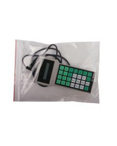 Signet's Own Self Seal Bags 230mm x 300mm x 75um (500 per carton)