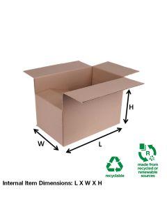 Signet Shipping Cartons 350mm x 250mm x 350mm