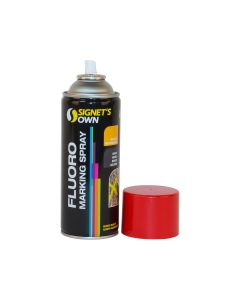 Signet's Own Fluoro Marking Spray - Fluoro Red