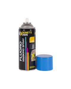 Signet's Own Fluoro Marking Spray - Fluoro Blue