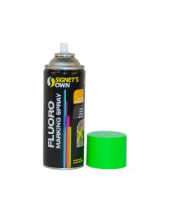 Signet's Own Fluoro Marking Spray - Fluoro Green