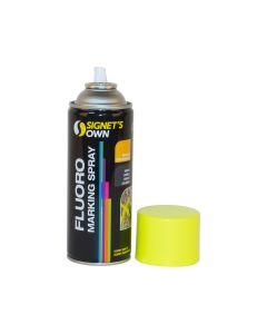 Signet's Own Fluoro Marking Spray - Fluoro Yellow