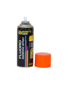 Signet's Own Fluoro Marking Spray - Fluoro Orange
