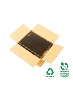 Signet Flat Cartons - 205mm x 125mm x 125mm