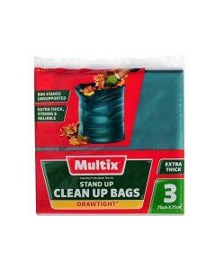 Multix Stand-Up Bags - 750mm x 750mm (36 per carton)