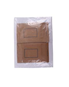 Signet's Own Light Duty Poly Bags 300mm x 400mm x 30um (1000 per box)