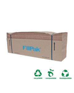 Fillpak Standard Extra Wide Format Paper - 50gsm x 500m (Use with Fillpak Standard Machine)