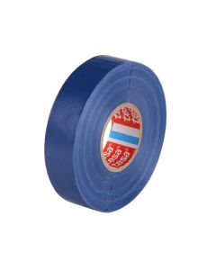 tesa 60805 Electrical Tape 19mm x 20m - Blue