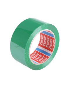 tesa 64204 Polypropylene Packaging Tape 48mm x 66m - Green