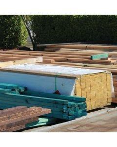 Timber Wrap 100m x 100um - White