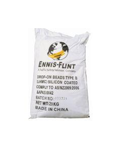Ennis  - Flint High Performance Glass Beads - Type B