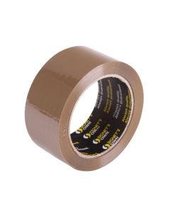 Signet's Own Acrylic Packaging Tape 48mm x 75m - Brown