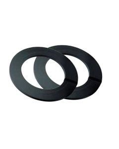 Signet's Own Black Steel Strapping - 12mm x 250m