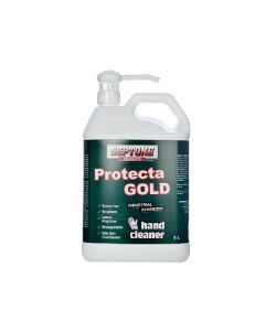 Protecta Gold Pump Pack Solvent Free Hand Cleaner - 5L