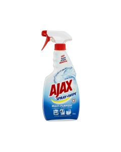 Ajax Spray and Wipe - 500mL (8 per box)
