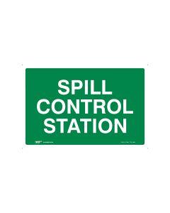 Spill Control Station 450mm x 300mm - Polypropylene