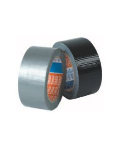 tesa 4613 Cloth Tape - Black 48mm x 50m