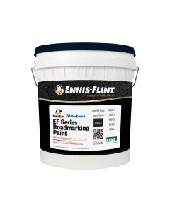 Ennis-Flint Waterborne EF Series Roadmarking Paint 15L - Black