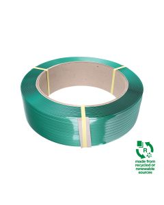 Signet's Own Polyester Strapping - 25mm x 640m x 1mm thick