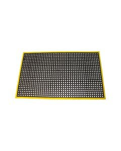 Floor Mat – Yellow Border 900mm × 1500mm