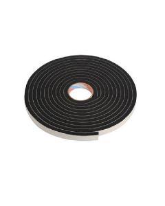 tesa 4766 Flexifoam Polyurethane Open-Cell Foam Tape - 12mm x 18mm x 7m - Grey
