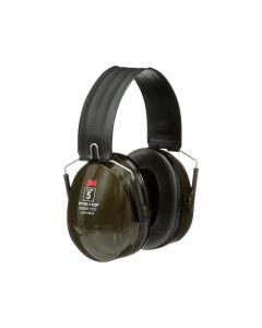 3M Peltor H7F Green Folding Headband Earmuff