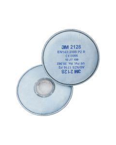 3M 2128 GP2 Particulate Filter Nuisance Level