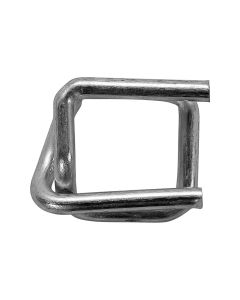 Heavy Duty Galvanised Buckles - 12mm-19mm (500 per carton)