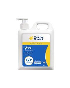 Ultra Sunscreen SPF 50+ - 1 Litre