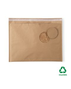 Honeycomb Padded Mailer 380mm x 480mm - (50 per carton)