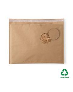 Honeycomb Padded Mailer 380mm x 480mm - (50 per carton)
