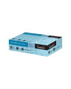Nitrile Gloves Powder Free - Blue, Large (100 per box)