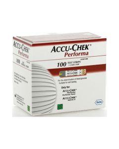 Roche Accu-Chek Performa Test Strips (100 per pack)