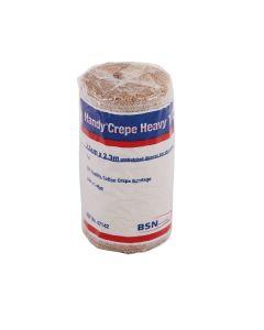 BSN Handy Crepe Heavy Bandage (Tan) - 7.5 cm x 2.3 m (12 per pack)