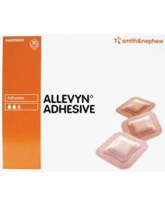 Smith & Nephew Allevyn Gentle Border - 7.5cm x 7.5cm (10 per box)