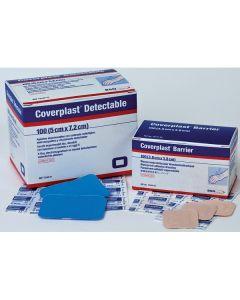 BSN Coverplast Detectable - 7.2cm x 2.2cm (100 per box)