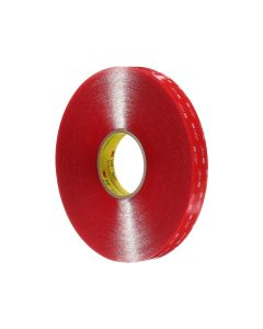 3M 4910 VHB Tape 12mm x 33m - Clear 1mm thick